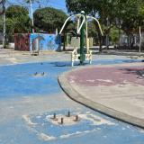 Exigen a Amoblamiento Urbano velar por buen estado de parques en Santa Marta