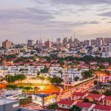Panorámica de Barranquilla.