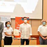 Firman alianza por la búsqueda de desaparecidos en el Magdalena