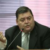 El exsenador Álvaro 'El Gordo' García Romero.
