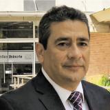 Hernando Baquero, decano de la facultad de Medicina de la Universidad del Norte.
