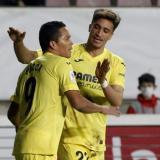 Cuatro colombianos en competencia de los octavos de la Europa League