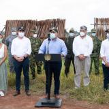 Operación Artemisa ha recuperado 12 mil hectáreas de bosques