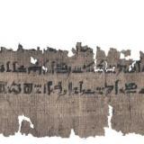 Papiro egipcio de 3.500 años revela nuevos detalles sobre la momificación