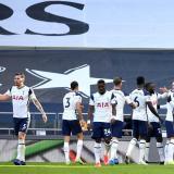 Gareth Bale hizo un doblete y asistió en la victoria del Tottenham Hotspur.