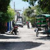 calle 6A con carrera 7, barrio El Ferry, lugar del homicidio.