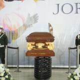 Sentido homenaje a Jorge Oñate en Valledupar