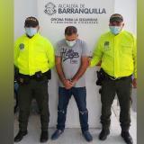 Alexander Manuel Mendoza Maduro, capturado.
