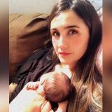 """Dulce María: El embarazo y la maternidad están """"muy romantizados"""""""