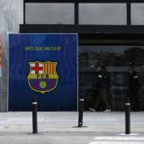 Los Mossos d'Esquadra han detenido a Josep Maria Bartomeu.