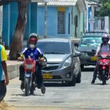 Las motocicletas tienen mayor evasión.