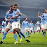 El Manchester City venció por 4-1 al Wolverhampton.