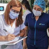 Montería reinicia vacunación del personal de salud de primera línea