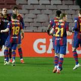 Barcelona remonta y es finalista de la Copa del Rey