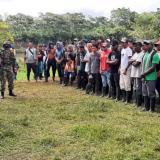 Choques con el Ejército dejan 3 campesinos heridos en Chocó