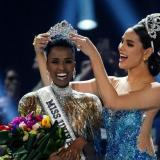 La actual Miss Universo es la sudafricana Zozibini Tunzi.