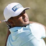El golfista colombiano Sebastián Muñoz.