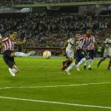 Un año desde el último gol de Teo Gutiérrez cantado por los hinchas rojiblancos en el 'Metro'.