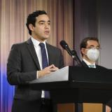 Luis Rodríguez, director del DNP