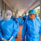 Así va la lucha contra la covid-19 un año después del primer caso en Colombia