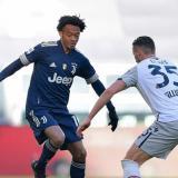 Juan Guillermo Cuadrado, habilitado para juego de esta tarde de la Juventus
