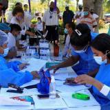 Covid-19, a un año del inicio de la pandemia en Colombia