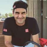 Roger Federer no compite oficialmente desde el Abierto de Australia 2020.