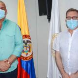 Uniguajira y el gobierno de Israel trabajarán en una agenda académica