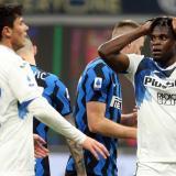 Muriel y Zapata no evitan caída del Atalanta ante Inter