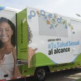 Atlántico recibe unidad móvil de salud sexual y reproductiva