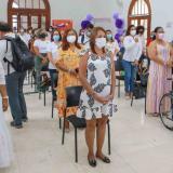 Alcaldía de Santa Marta homenajeó a mujeres líderes en medio de pandemia