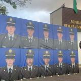 Archivan proceso a generales por atentado a la Escuela de Cadetes