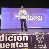 """""""El 2020 fue el año para preservar la vida"""": alcalde de Riohacha"""