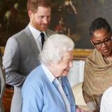 El conciliador mensaje de la reina Isabel II a Meghan y Enrique