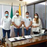 Estudiantes de Uniguajira podrán hacer prácticas en Minvivienda