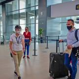 Tribunal revocó exigencia de pruebas PCR a viajeros que ingresen al país