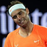 """""""No estoy listo todavía"""": Nadal renuncia a una invitación para jugar en Dubái"""