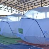 Entrega Unidades de Aislamiento Epidemiológico Portátil en La Guajira