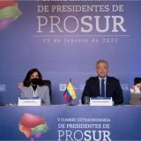 Sesión de Prosur: la antesala de la Asamblea BID