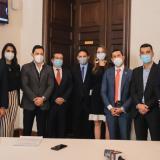 Reforma a la salud encabeza los proyectos presentados