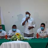 """""""Pese a covid-19, Clemencia (Bolívar) logró estabilidad financiera"""": alcalde."""