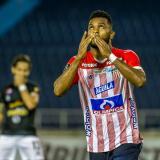 En video   Los goles de Junior ante Caracas FC en la vuelta de Libertadores