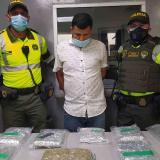 Policía incauta más de 125 kilos de marihuana de Los Costeños