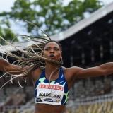 """""""Mi ambición es la misma de mi debut olímpico en Atenas"""": Caterine Ibargüen"""