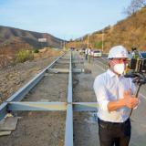 Obras de Ziruma fase II avanzan en 25%: Caicedo