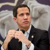 Guaidó anuncia acuerdo para financiar el acceso a vacunas en Venezuela