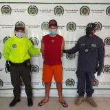 Capturan a autor de doble homicidio en Zona Bananera, Magdalena