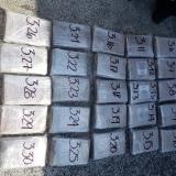 Decomisan en Guatemala 100 paquetes de cocaína procedentes de Colombia