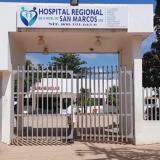 El Hospital de San Marcos seguirá intervenido