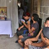 """""""Que no haya impunidad"""": familia de mujer que le cayó encima un poste"""